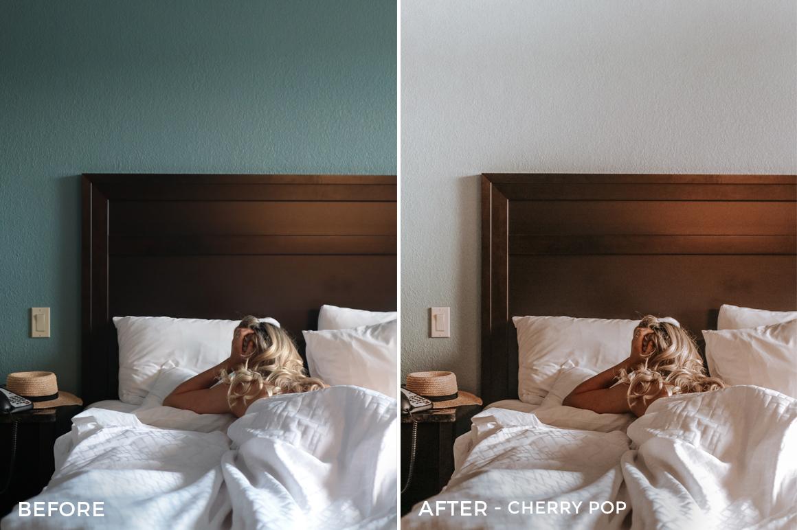 Cherry Pop - Jessica Luxe Lightroom Presets - FilterGrade