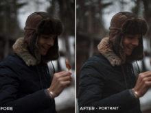 Portrait - Alex Tritz Lightroom Presets Vol. 4 (CANADA PACK) - FilterGrade
