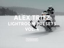 Featured - Alex Tritz Lightroom Presets Vol. 4 (CANADA PACK) - FilterGrade