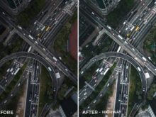 Highway - Dmitry Kirzhaev Hong Kong Lightroom Presets - FilterGrade