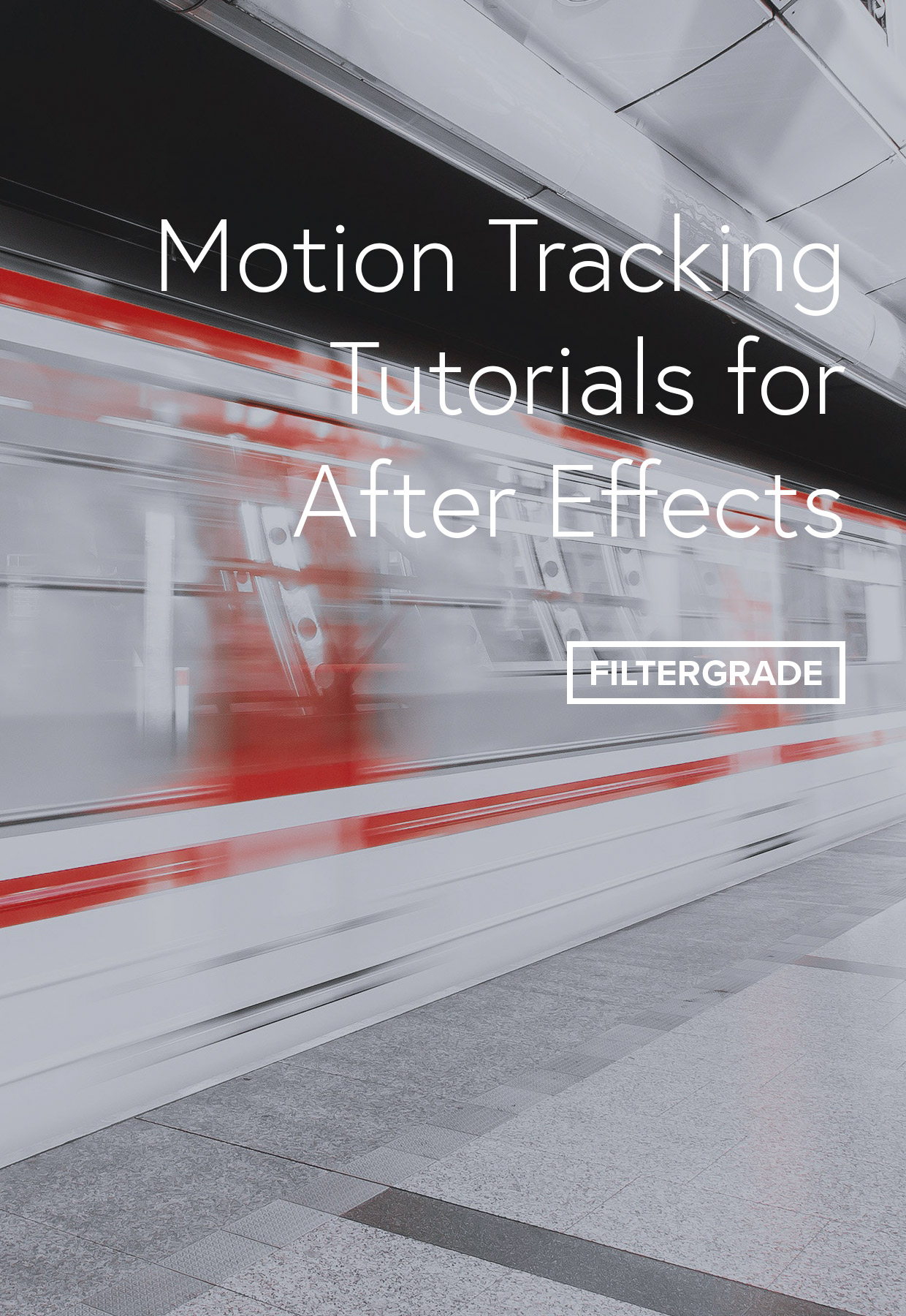 Tutorials for motion tracking in After Effects. Learn beginner and advanced techniques!