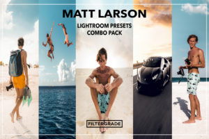 Matt Larson Lightroom Presets COVER*