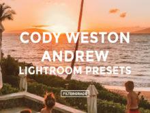 Cody Weston Andrew Lightroom Presets - FilterGrade