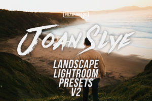 Joan Slye Landscape Lightroom Presets V2 - FilterGrade