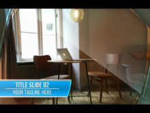 ae template for slideshows