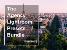 The FilterGrade Agency Lightroom Presets Bundle