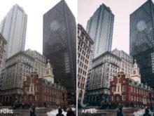 4 Boston Lightroom Presets - David Duan Castillo - FilterGrade
