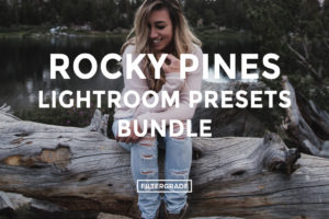 Rocky Pines Lightroom Presets Bundle - Forrest Blake - FilterGrade