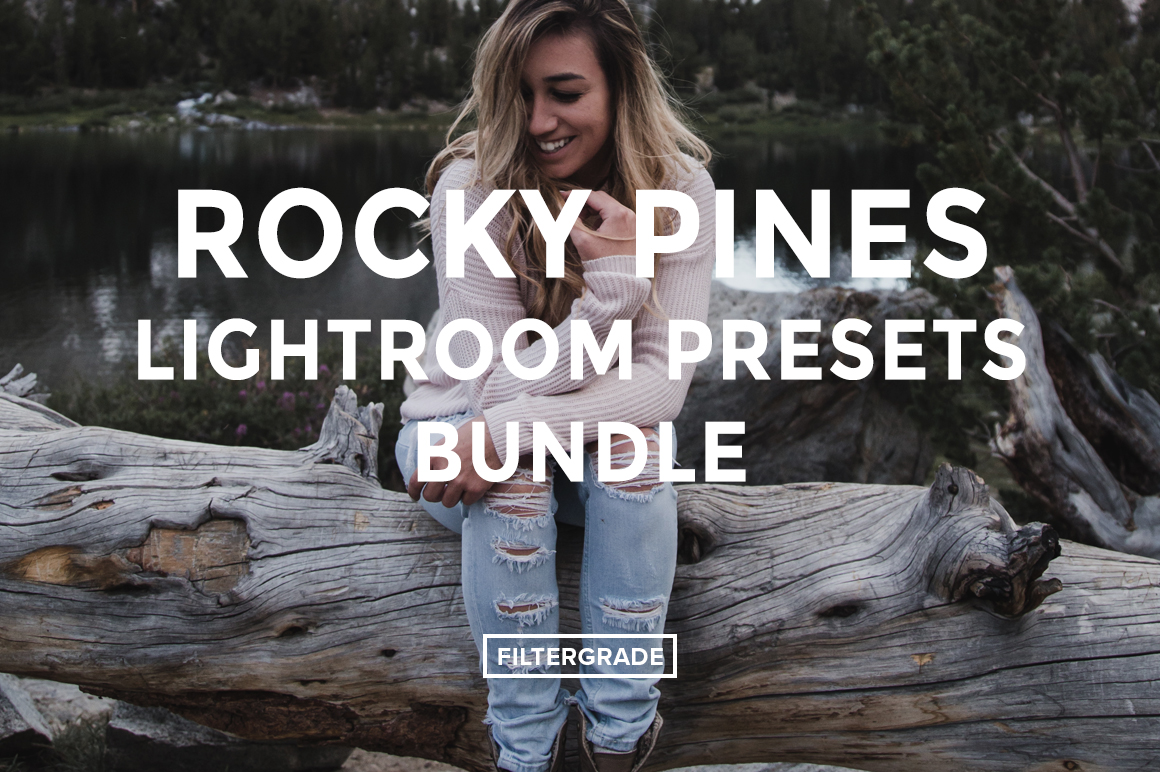 Rocky Pines Lightroom Presets Bundle - Forrest Blake - FilterGrade