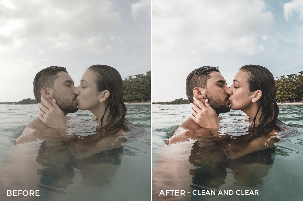 Clean and Clear - Rocky Pines Summer Lightroom Presets - FilterGrade