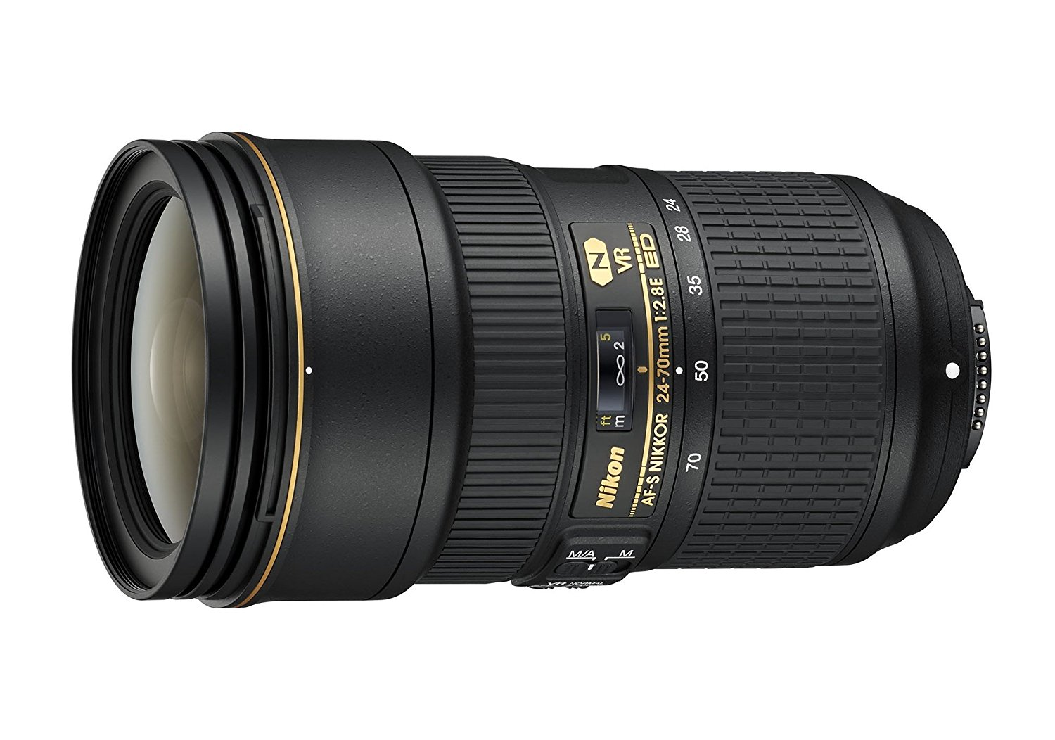 24-70mm full frame nikon lens