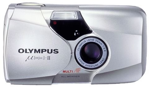 Olympus MJU-II - The 5 Best Point-and-Shoot Yashica T4 - Film Cameras - FilterGrade