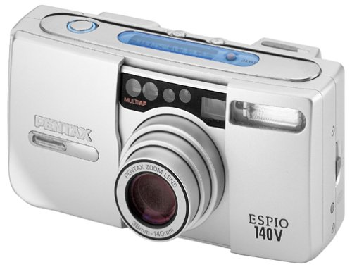 Pentax Espio 140V - The 5 Best Point-and-Shoot Film Cameras - FilterGrade