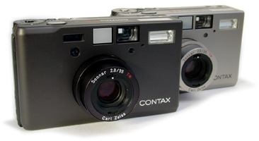 Contax T3 - The 5 Best Point-and-Shoot Film Cameras - FilterGrade