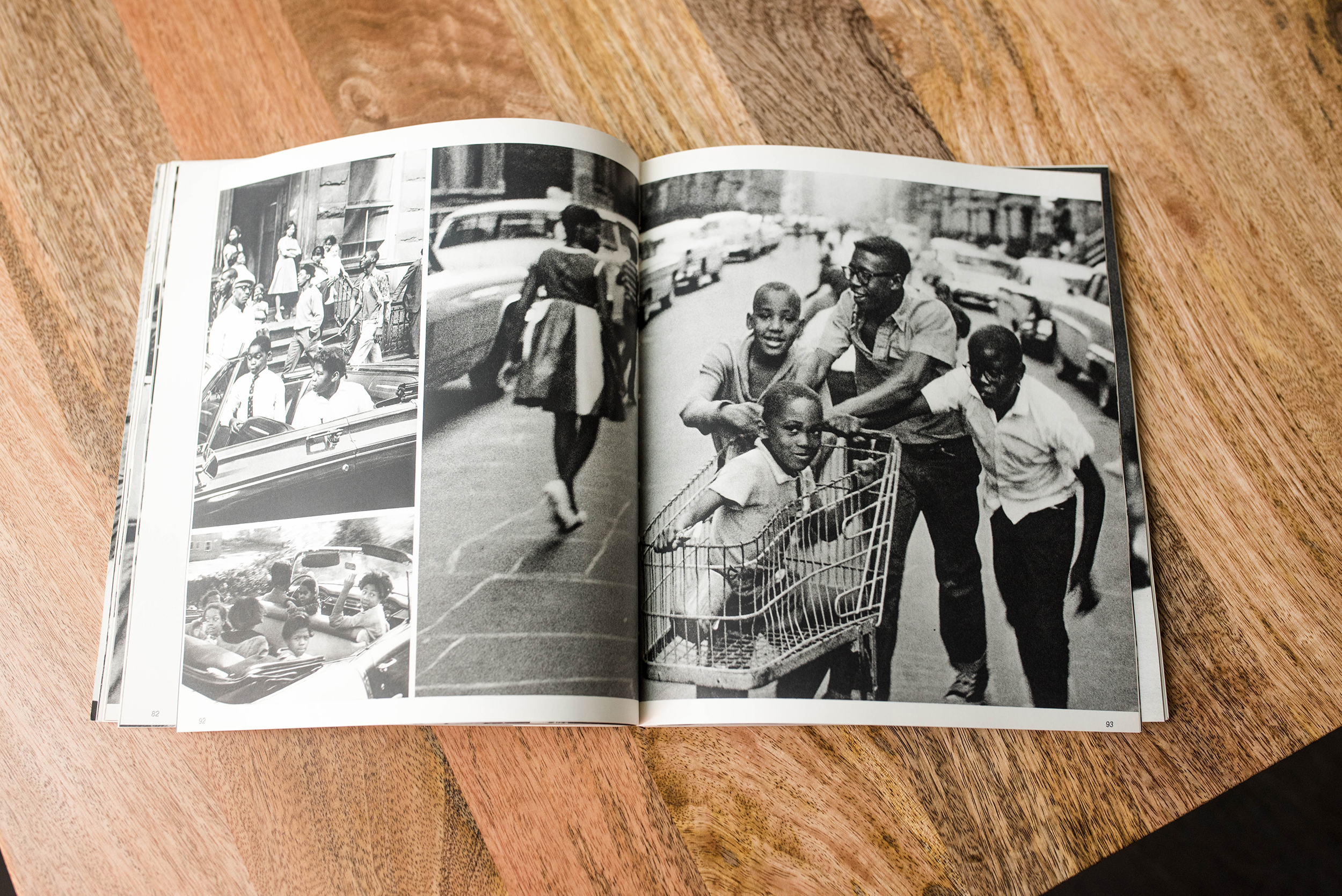 "1 Leonard Freed - ""Black in White America"" - FilterGrade Review"