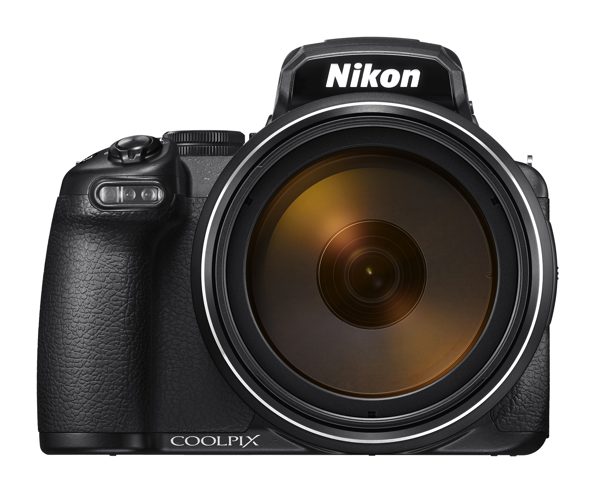 Front of Nikon COOLPIX P1000 Superzoom - FilterGrade