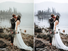 10 Nick Asphodel Moody Wedding Lightroom Presets - FilterGrade