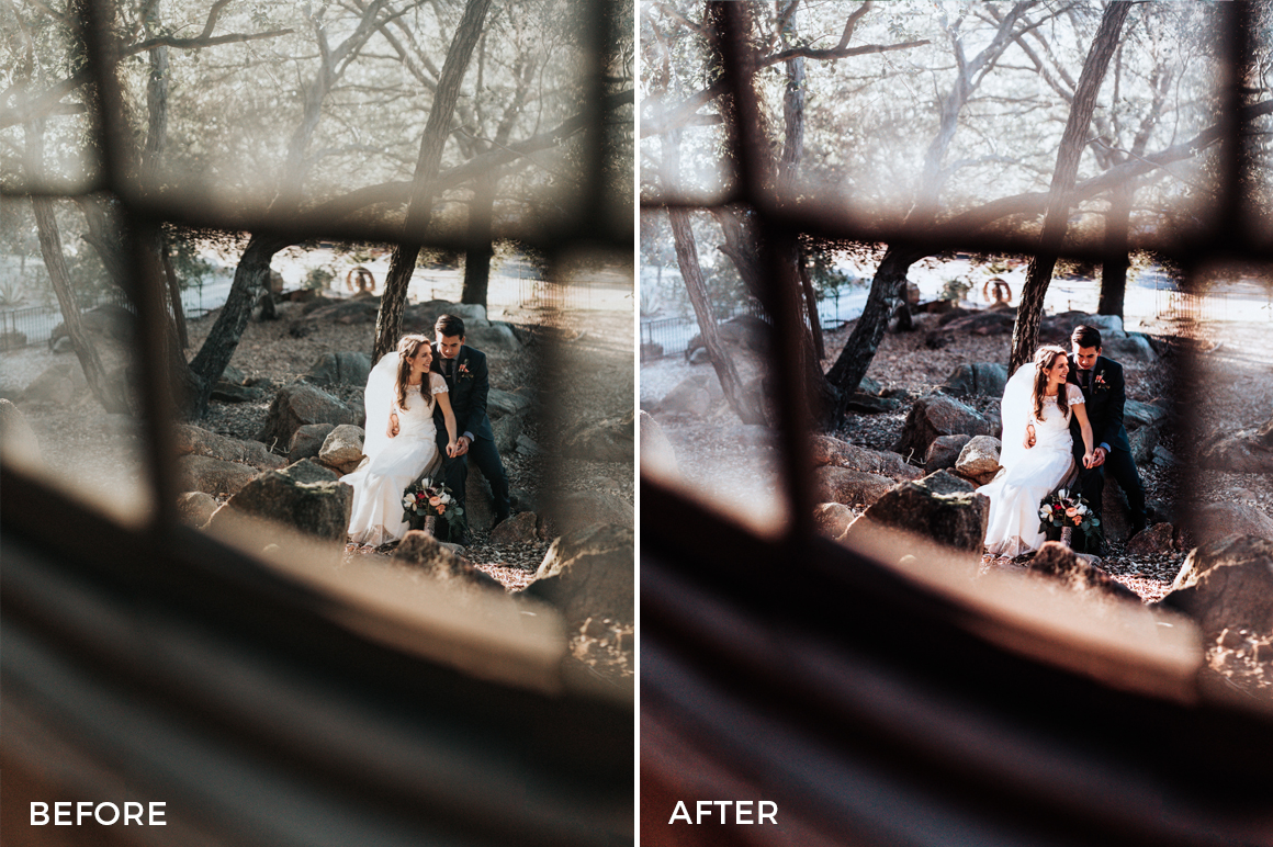 4 Nick Asphodel Moody Wedding Lightroom Presets - FilterGrade
