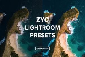 ZYC Lightroom Presets- Eric Chen - FilterGrade