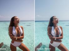 MAL02 - Maldives Lightroom Presets by Sergey Kabankov Anyuta Rai - FilterGrade