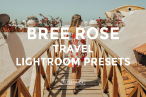Bree Rose Travel Lightroom Presets - FilterGrade