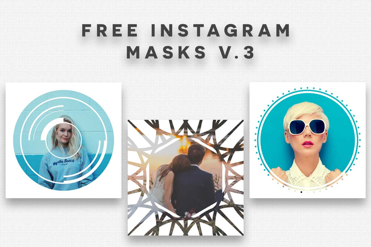 free instagram masks