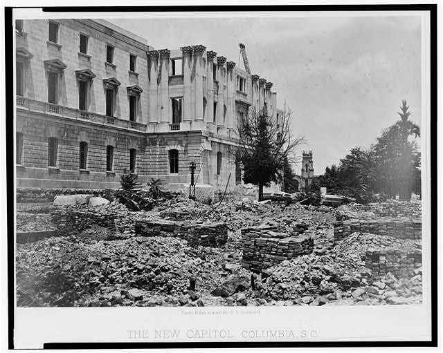 George Barnard - The New Capitol - What is an Albumen Print? - FilterGrade
