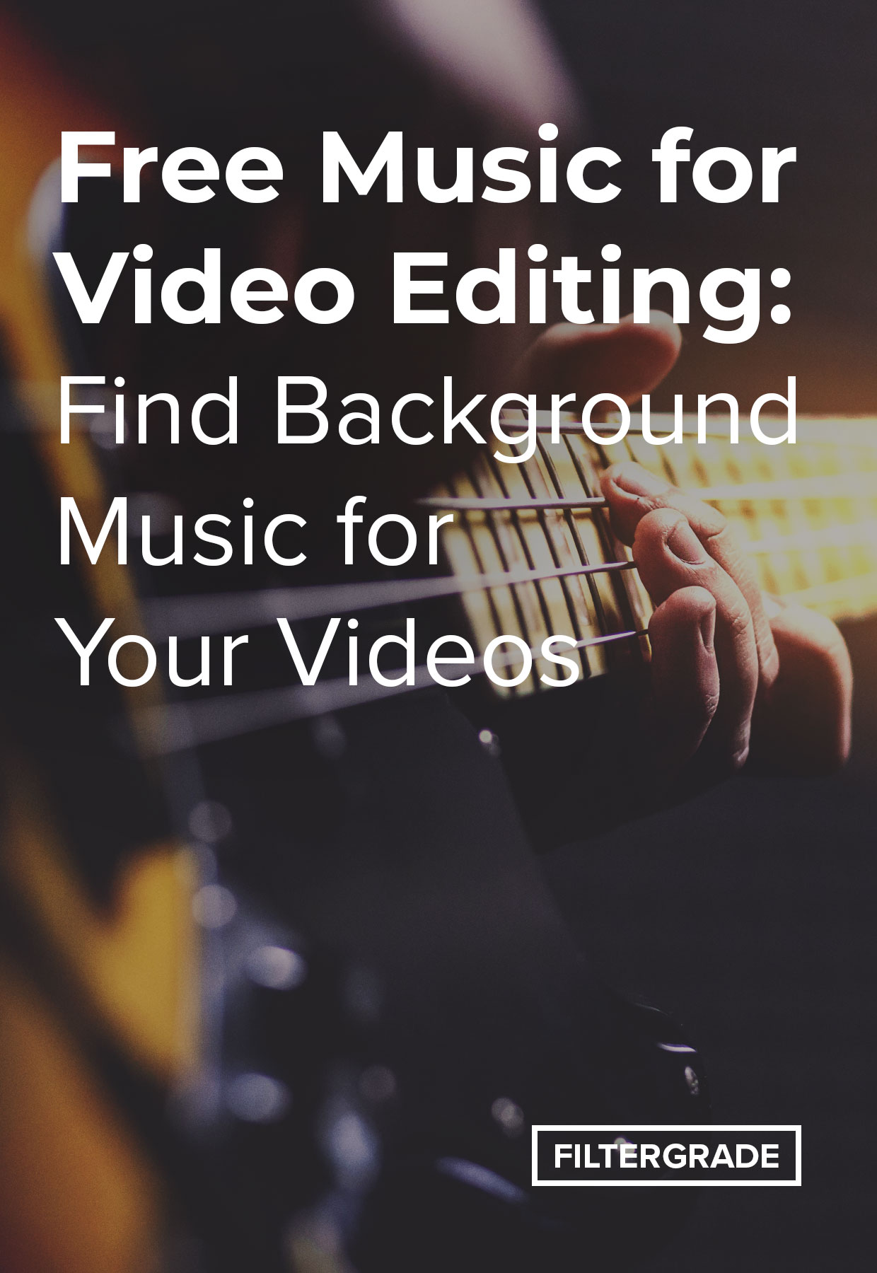 Free Music for Video Editing: Find Background Music for Your Videos