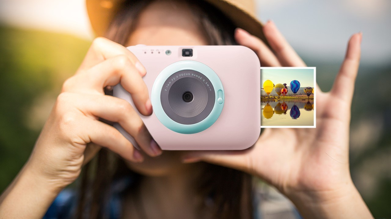 pocket photo snap lg camera printer