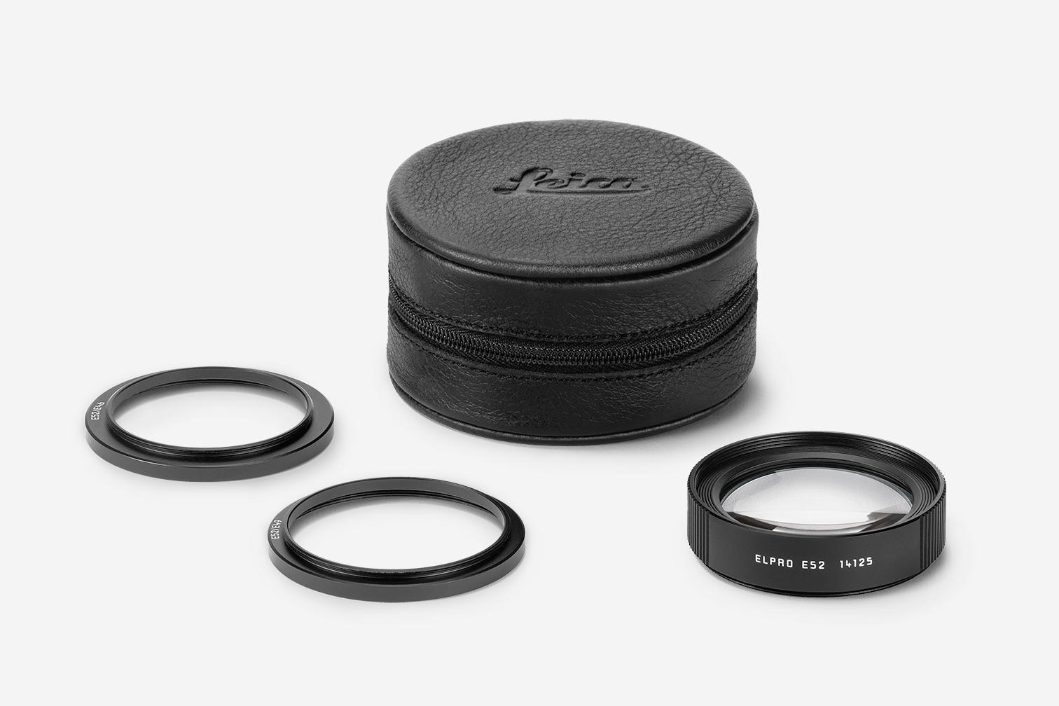 Leica Elpro 52 for macrophotography