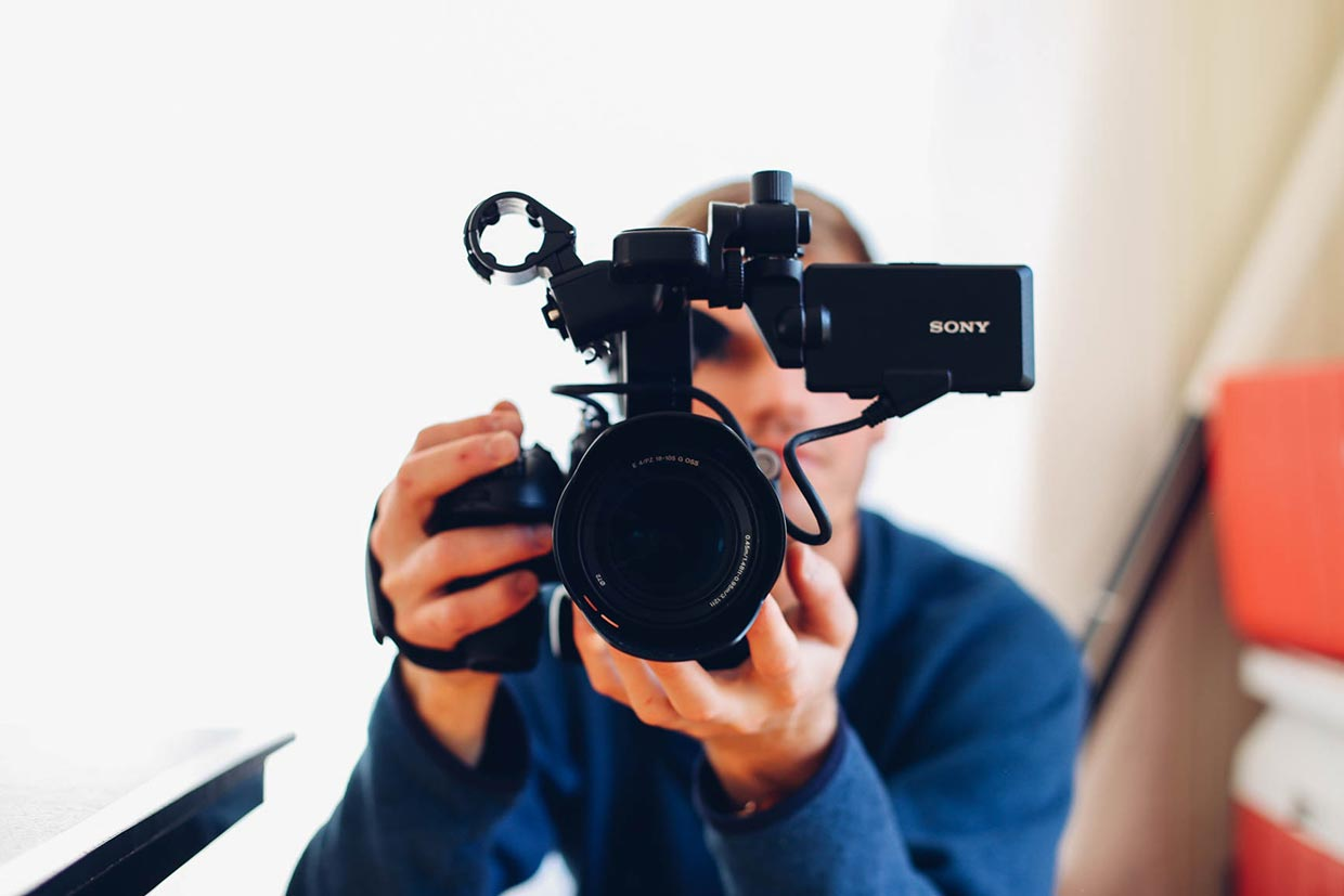 expert tips for producing corporate video