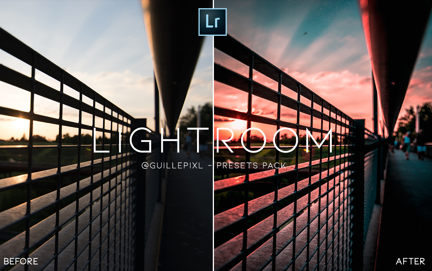 @guillepixl mobile and pc lightroom presets bundle