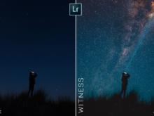 witness lr preset for mobile