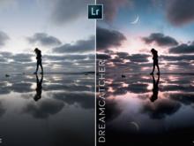 dreamcatcher lr mobile preset effect