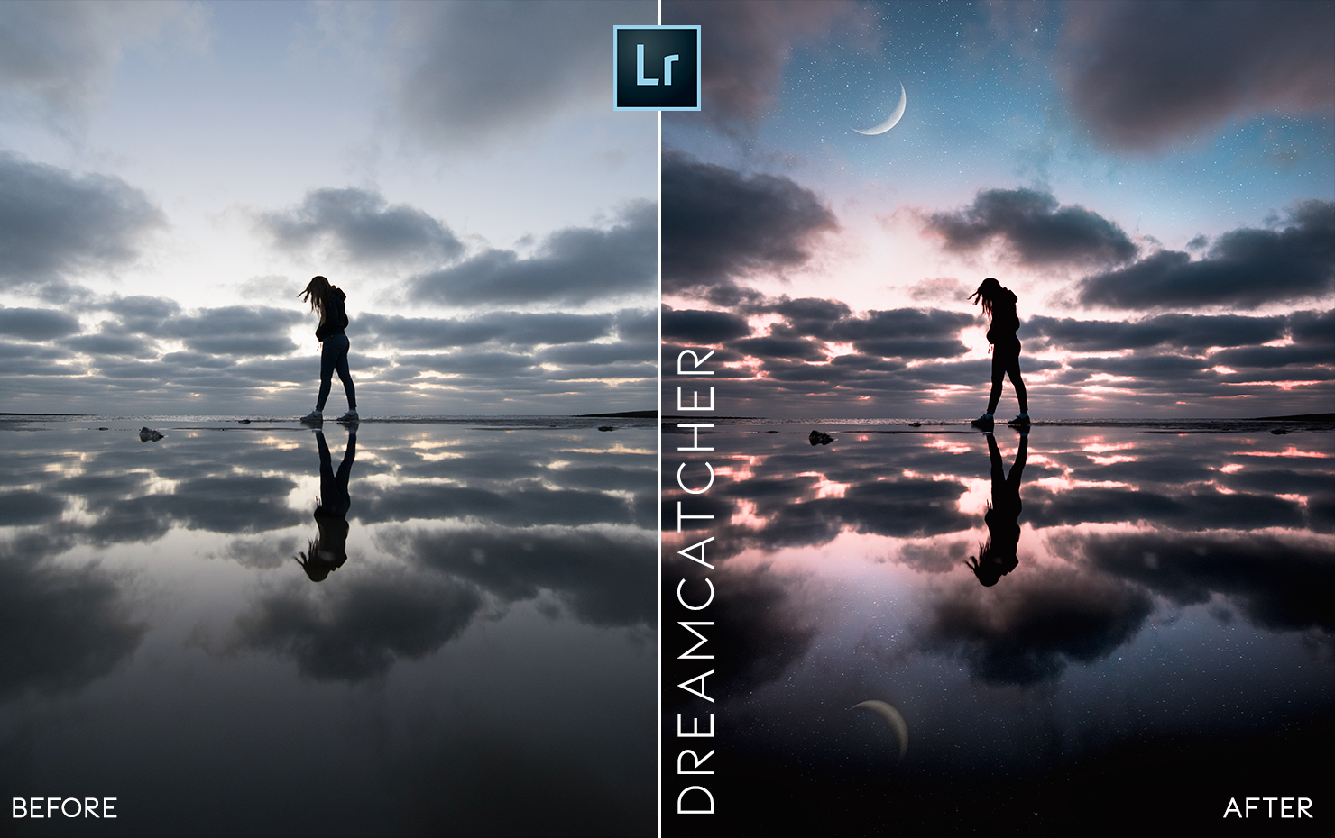 dreamcatcher lr mobile preset effect