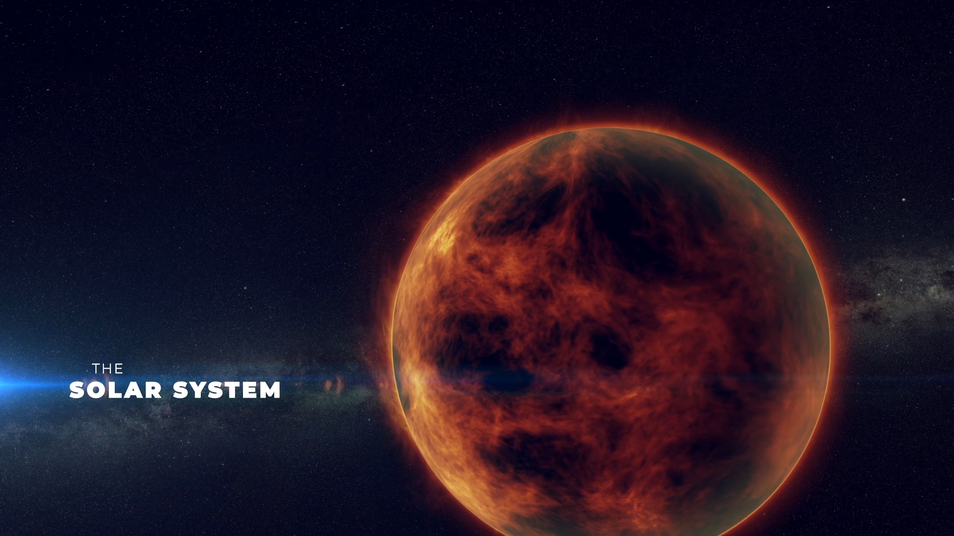 solar system after effects -#main