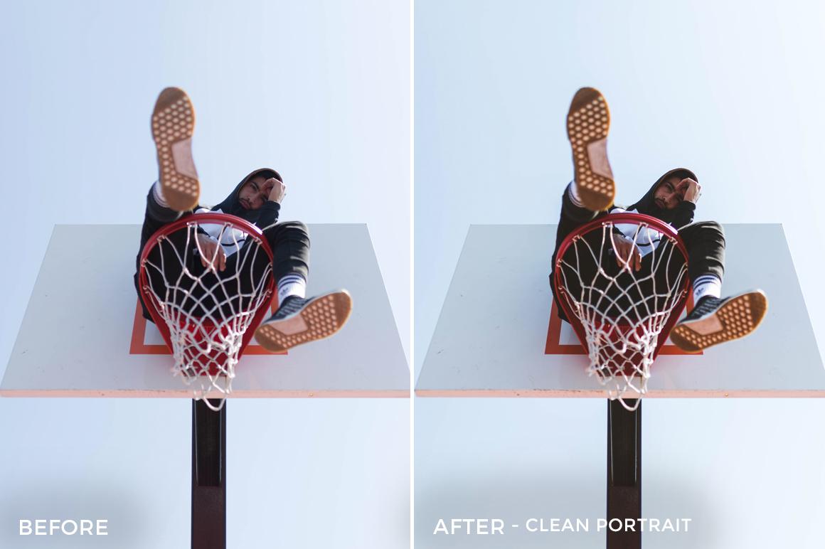 Clean-Portrait-Distorted-Lens-Lightroom-Presets-FilterGrade