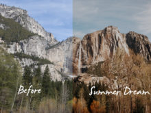 1 Gail Bowman Landscape Lightroom Presets - FilterGrade