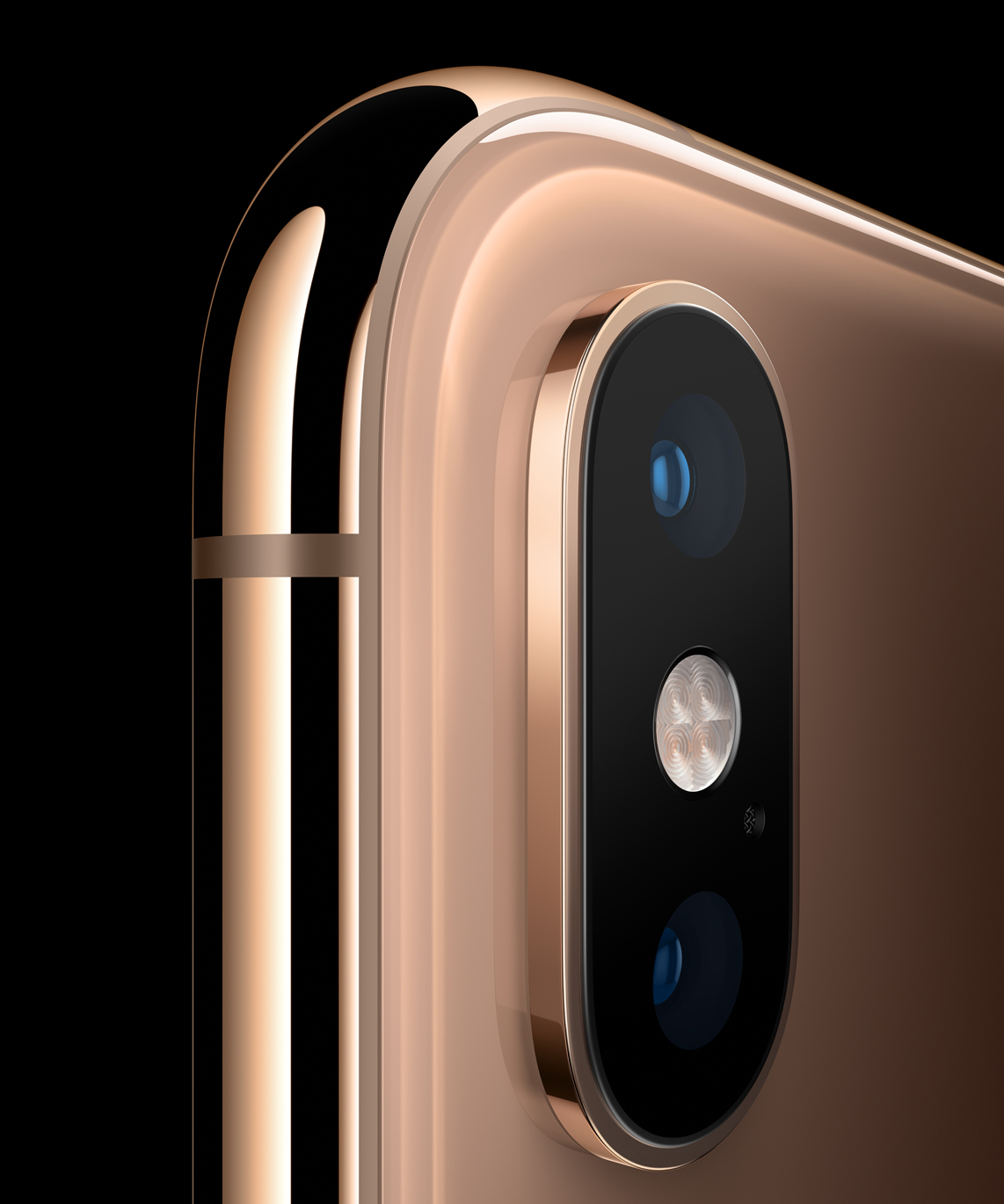 apple iphone xs new dual camera system