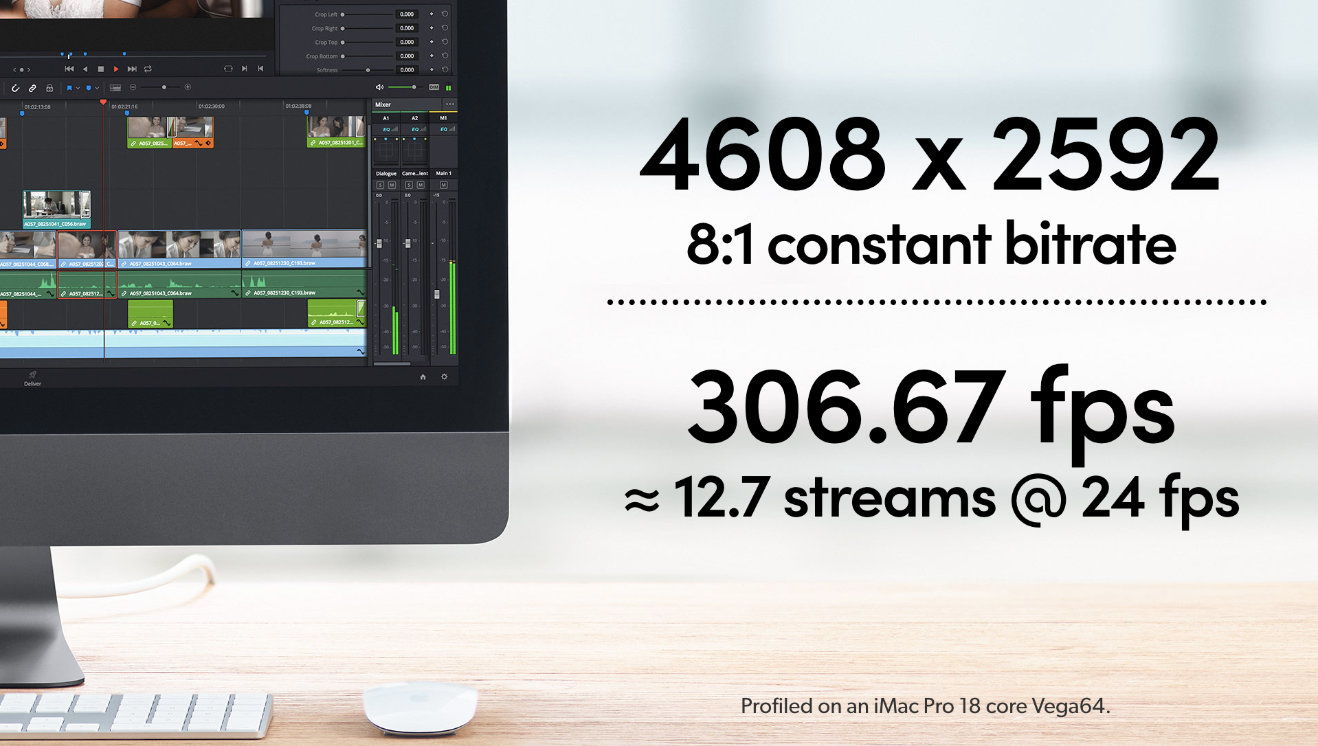 blackmagic raw render speeds
