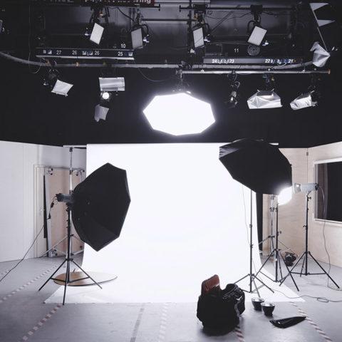 studio lighting set ups and product video lighting techniques