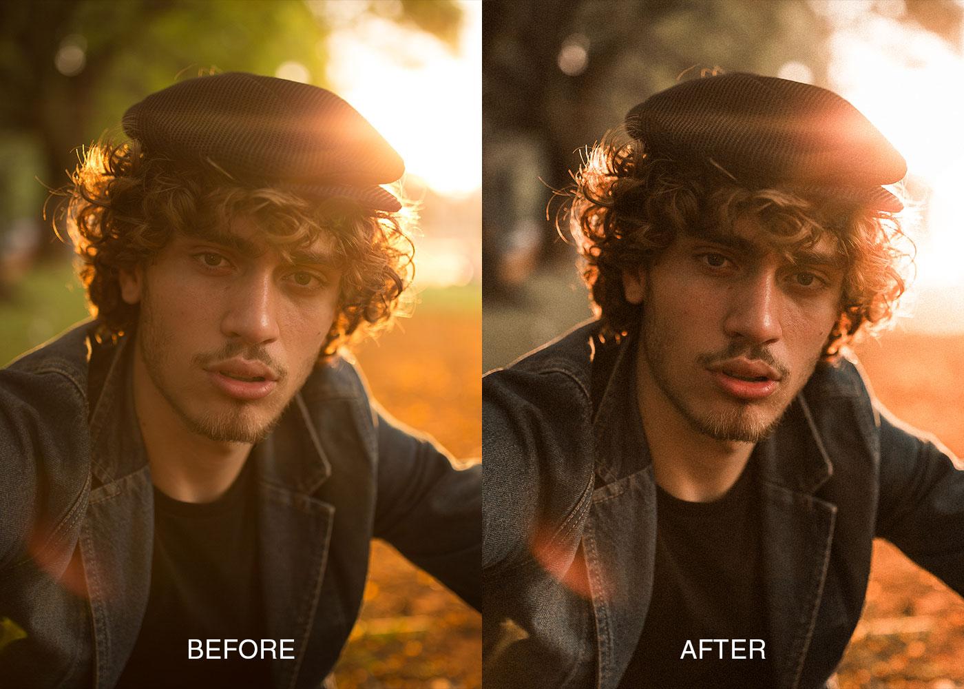 PORTRAIT-10Luis Dalvan Portrait Lightroom Presets FilterGrade