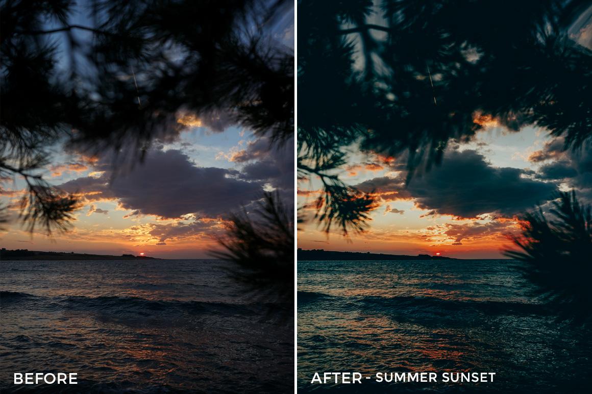 Summer-Sunset-Petar-Furjan-Summer-Lightroom-Presets-FilterGrade