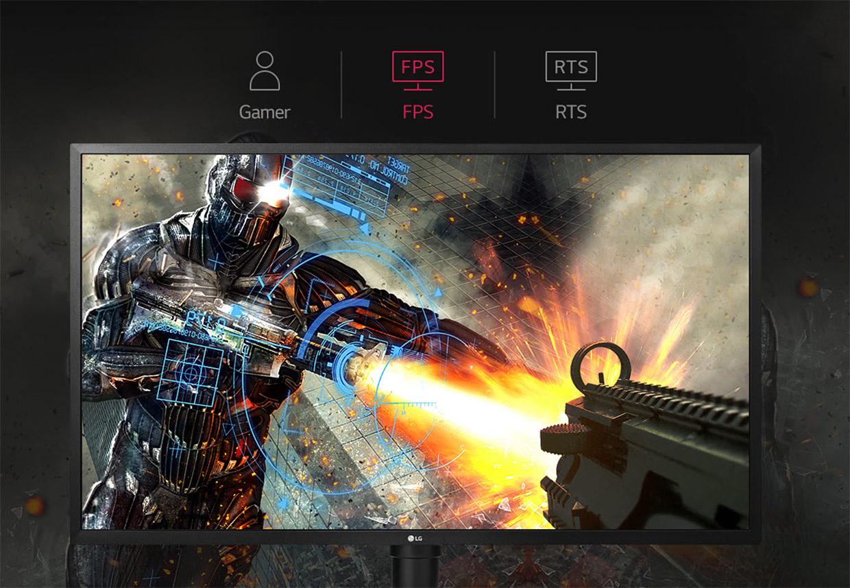 lg 4K gaming monitor