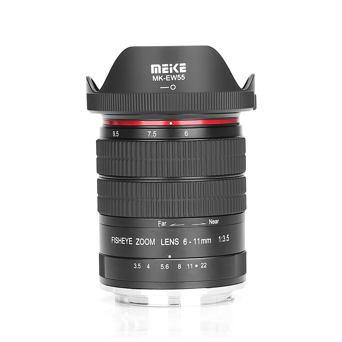 MK-6-11mm F3.5 Fish eye Lens from Meike