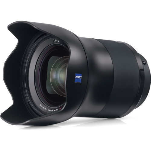 zeiss milvus 25mm f/1.4 lens