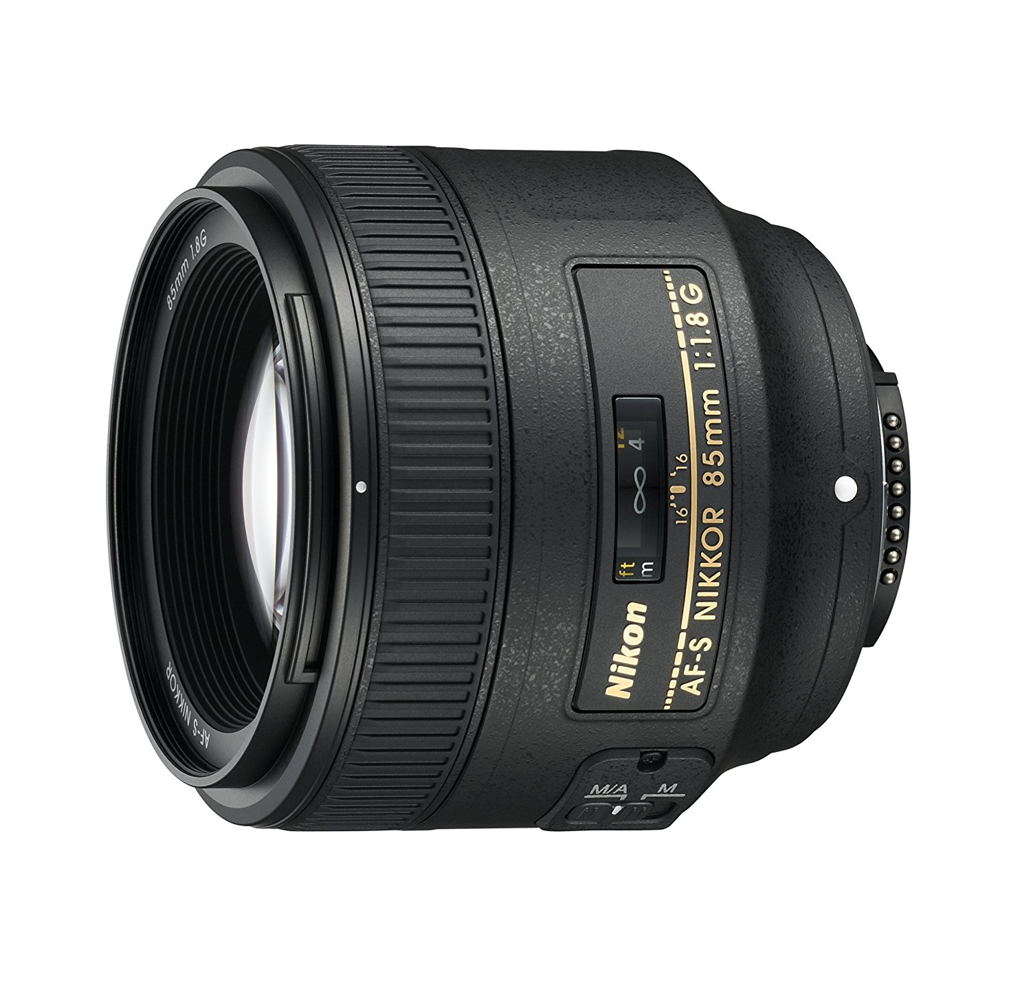 nikkor 85mm lens for nikon