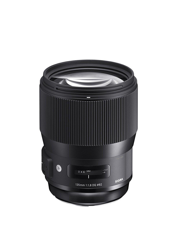 sigma 135mm portrait lens