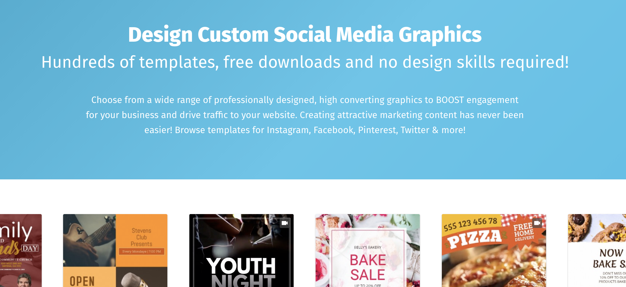 7 powerful tools marketers can use to create social media graphics