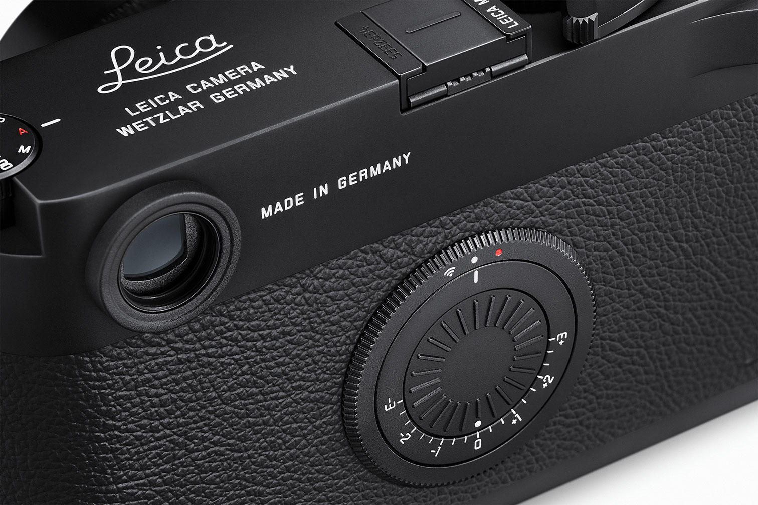 leica m10-d exposure compensation settings dial